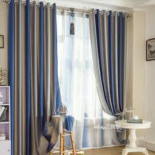 Blue Silk Curtains Faux Silk Curtains