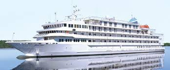 pearl seas cruises docks in muskegon this week fox17