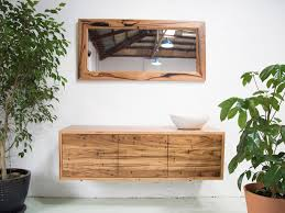 Recycled Bathroom Vanities by Red Hill Bathroom Vanity By Retrograde Furniture Handkrafted