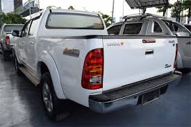 best used hilux vigo vn turbo automatic white 2010 from thailand
