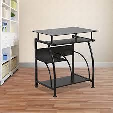 Corner Laptop Desks For Home Corner Laptop Desk Uenjoy Home Office Pc Computer Table