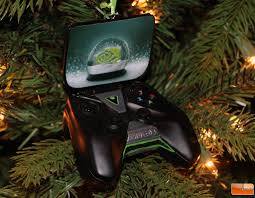 nvidia shield christmas tree ornament legit reviews
