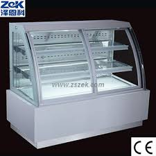 Refrigerated Cabinets Manufacturers Refrigerated Bakery Cake Display Showcase Cabinet Manufacturer