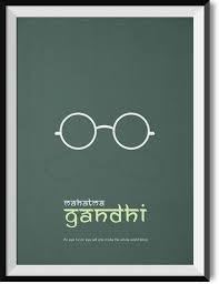 9 best Gandhi quote posters images on Pinterest