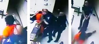 Slamming Head On Desk Cops Slam Woman U0027s Head Into Desk And Drag Her Body On Floor For
