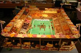 anatomy of a dinner party super bowl on a budget
