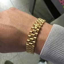 gold bracelet rolex images Sweet design rolex bracelets 10k gold bracelet 18mm types jpg