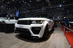land rover vogue 2018 geneva 2016 caractere exclusive range rover gtspirit