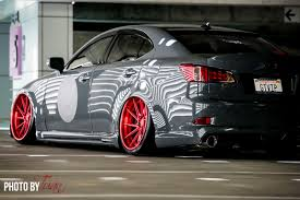 burgundy lexus is 250 sick wrap and images of this lexus from speed fiendz garage