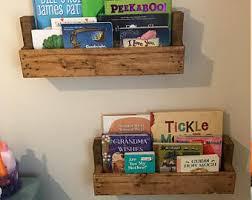 book shelf etsy