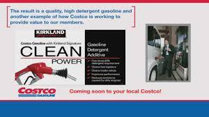 krikland kirkland signature clean power u0026raquo ks gas video gallery
