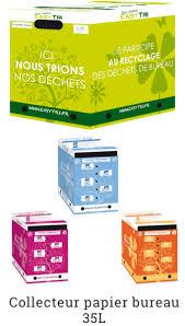 recyclage papier de bureau ecologie de bureau et recyclage de déchets
