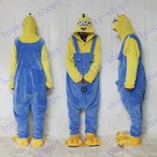 Minions Halloween Costumes Adults Gru Crew Despicable 2 Family Costume Halloween Costume