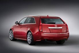 cadillac cts sports wagon 2013 cadillac cts overview cars com