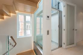 houses with elevators impeccable modern townhouse in georgetown with glass elevator
