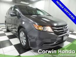 used honda odyssey vans for sale and used honda odysseys for sale in dakota nd