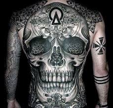 3d skull tattoo for men tattoo tattoo designs and tattoo