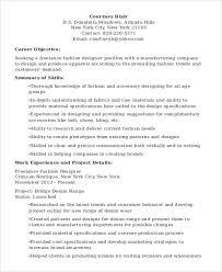 Fashion Design Resume Sample by 10 Freelance Resumes Sample Example Free U0026 Premium Templates