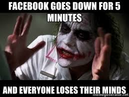 Facebook Memes - facebook was down perpare for memes oc3d news