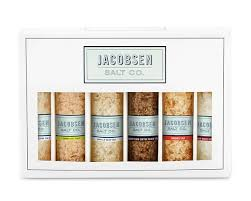 vial cuisines jacobsen salt co vial set set of 6 williams sonoma