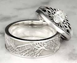 celtic wedding ring sets best 25 wedding rings ideas on