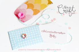 how to make your own envelope how to make business card envelopes heart handmade uk