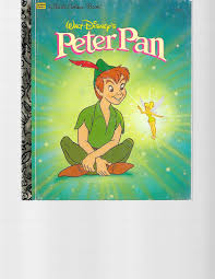 peter pan a little golden book by eugene bradley coco j m