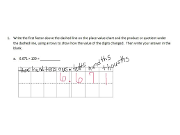 grade 5 module 1 lesson 1 exit ticket youtube