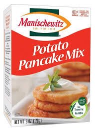 potato pancake mix manischewitz potato pancake mix 6 oz of 12
