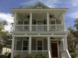 molding between levels painted interesting option porches