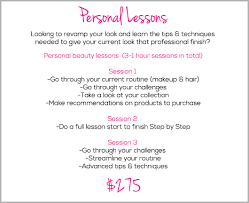 personal makeup classes services deepaberar
