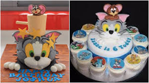 cartoon birthday cake design for kids youtube