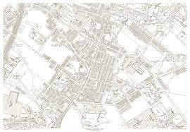 map of oldham an map of the oldham hollinwood area lancashire in 1922 as an