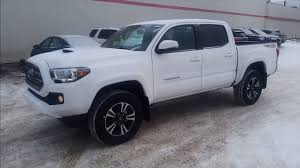 2017 toyota tacoma double cab trd sport manual transmission