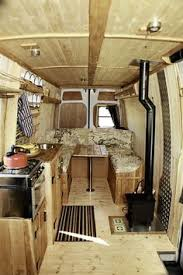 Conversion Van Interiors This Vagabond Reminds Us That Travel Is More Affordable Than You