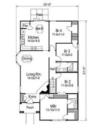 4 br house plans marvellous narrow lot 4 bedroom house plans gallery best