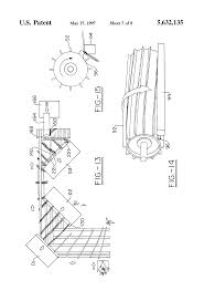 patent us5632135 three way harvester decorticator for bast fiber