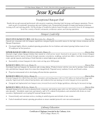 Executive Chef Resume Sample by Sample Resume For A Cook Free Resume Example And Writing Download