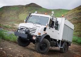 new unimog by mercedes benz at the agritechnica in hanover special