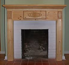 wood fireplace mantel plans wooden plans indoor wood bench plans