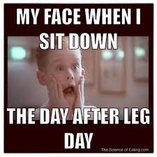 Friday Workout Meme - fitness weight loss memes