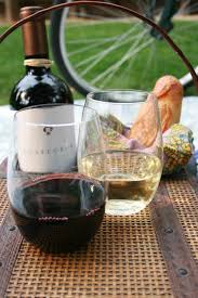 16 oz classic series wine glasses shatterproof unbreakable glass