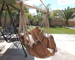 Swing Patio Chair Hammock Chair Hanging Rope Chair Porch Swing Outdoor