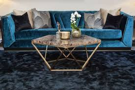 Modern Blue Sofa Modern Sofas That Put At The Of Your Interior Decor