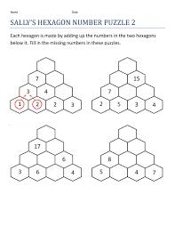 collections of fun math puzzles worksheets bridal catalog