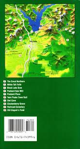 Twin Peaks Map Starlogged Geek Media Again 1991 Welcome To Twin Peaks Access