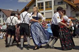 traditional germany photo information