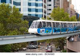 monorail darling harbour sydney wallpapers monorail and train darling harbour sydney new south wales stock