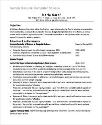 computer science resume best resume templates libertyavenue us