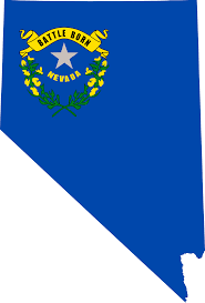 Excelsior Flag File Flag Map Of Nevada Svg Wikimedia Commons